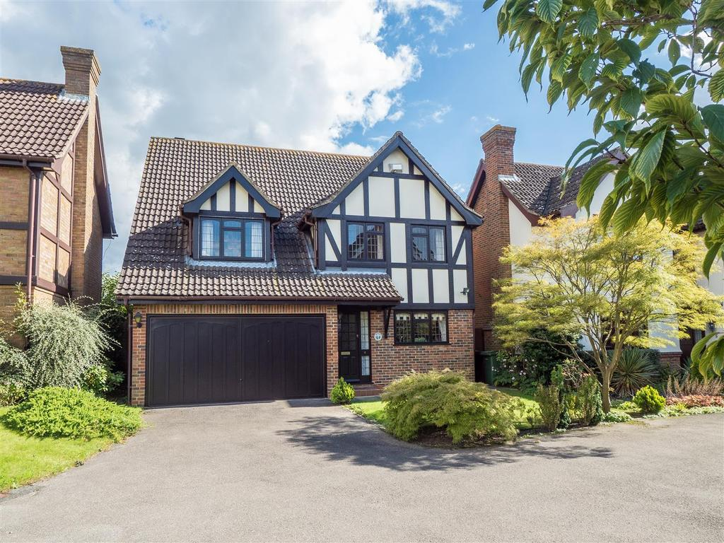 4 Bedrooms Detached House for sale in Roseacre Gardens, Bearsted, Maidstone