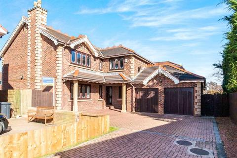 4 bedroom detached house for sale - Endeavour Close, Seaton Carew, Hartlepool