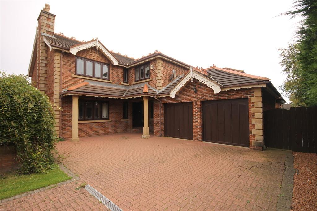 4 Bedrooms Detached House for sale in Endeavour Close, Seaton Carew, Hartlepool