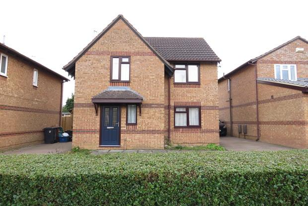 3 Bedrooms Detached House for sale in Velocette Way, Duston, Northampton, NN5