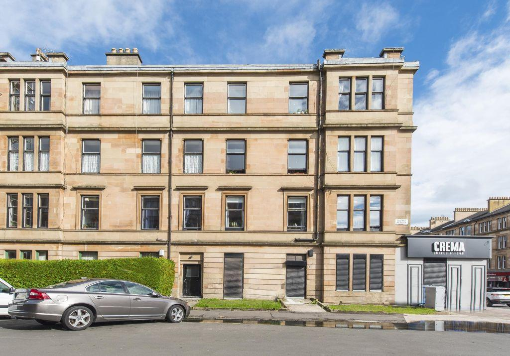 2 Bedrooms Flat for sale in 1/1, 4 Albert Avenue, Queens Park, Glasgow, G42 8RE