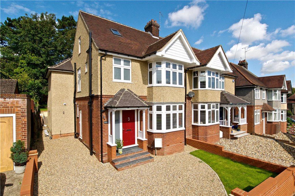 4 Bedrooms Semi Detached House for sale in Cutenhoe Road, Luton, Bedfordshire