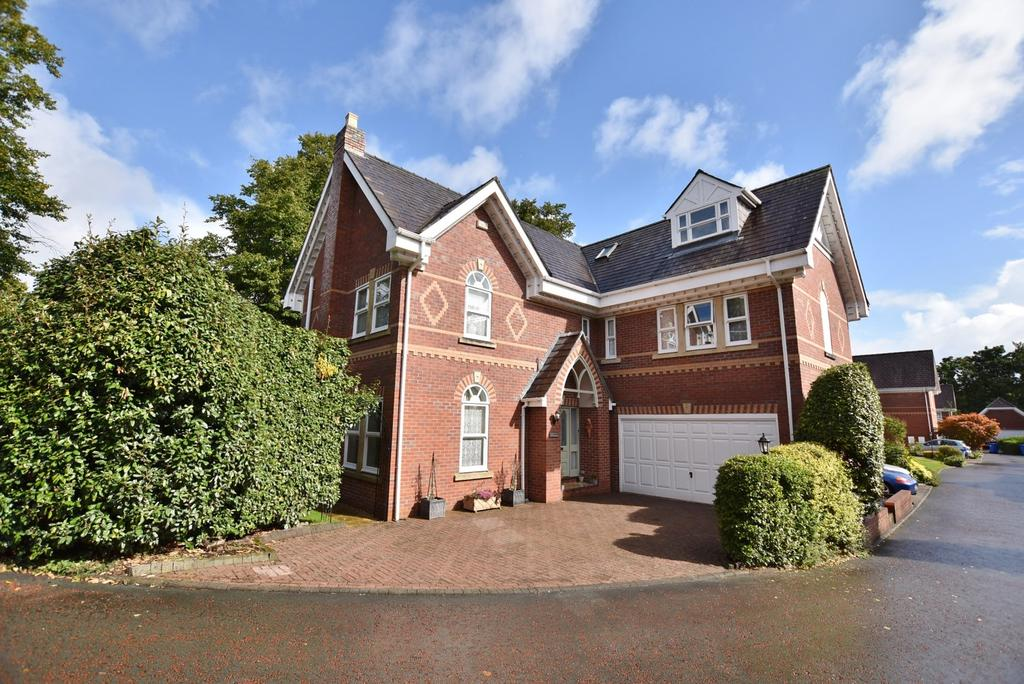 6 Bedrooms Detached House for sale in The Lawns, Belgrave Road, Bowdon