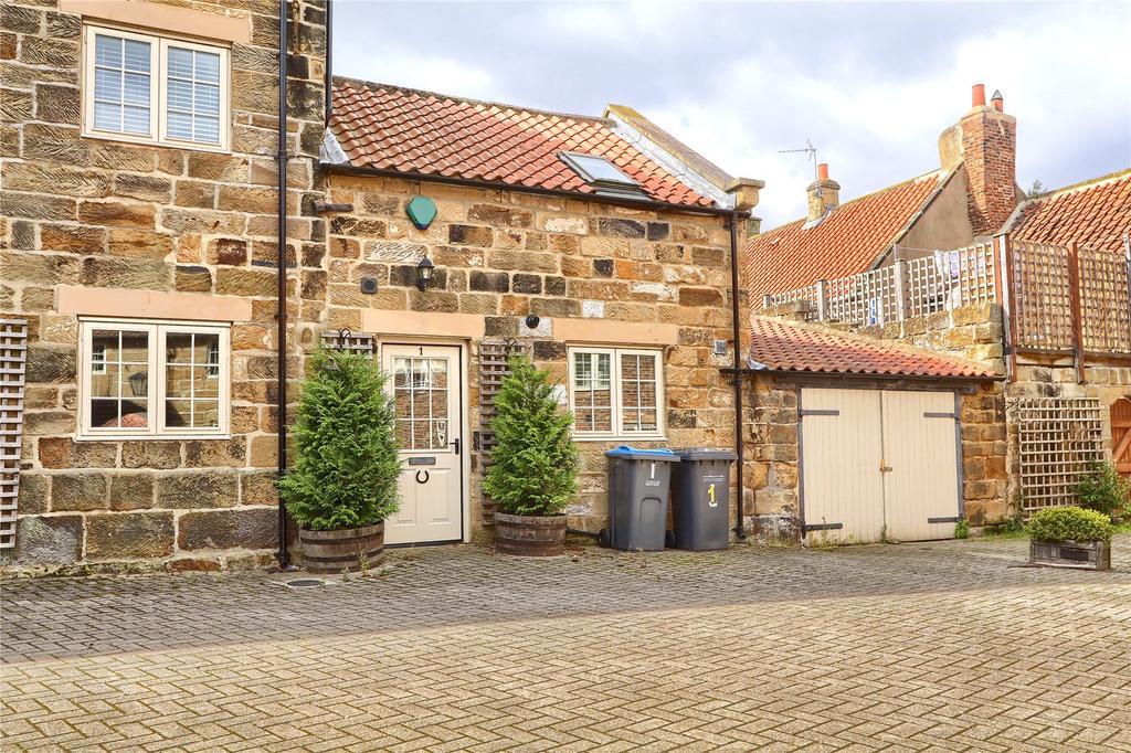 3 Bedrooms Terraced House for sale in Bridge Street Mews, Great Ayton
