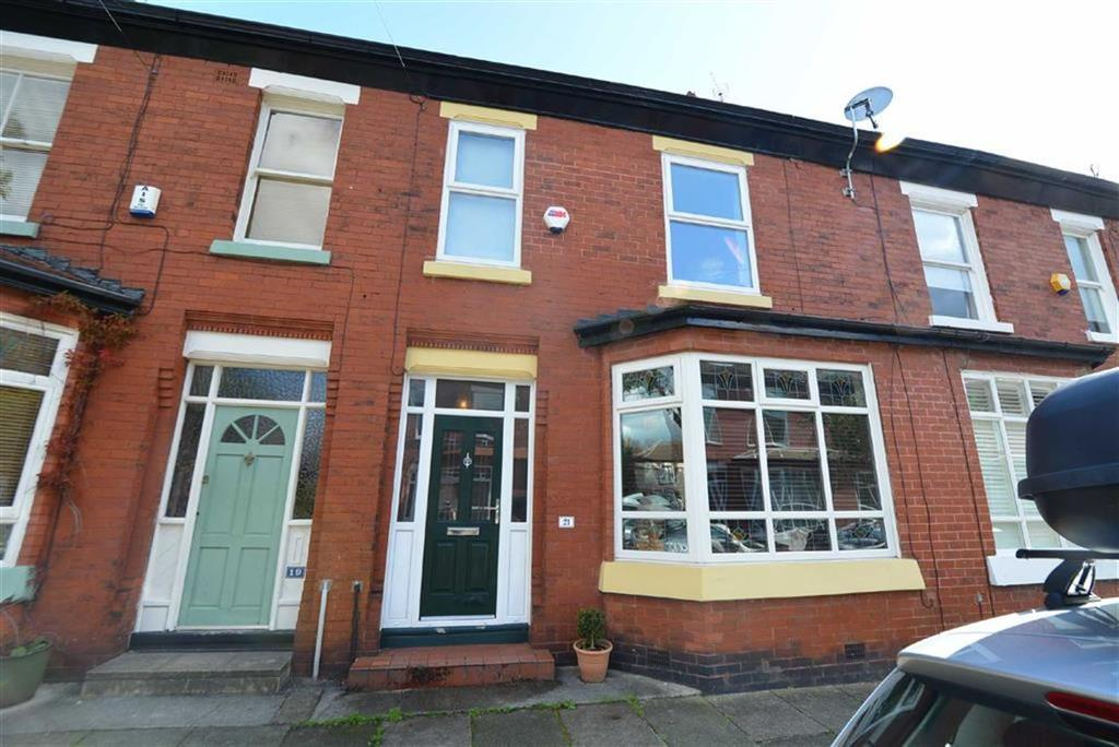 3 Bedrooms Semi Detached House for sale in Cleveleys Avenue, CHORLTON, Manchester