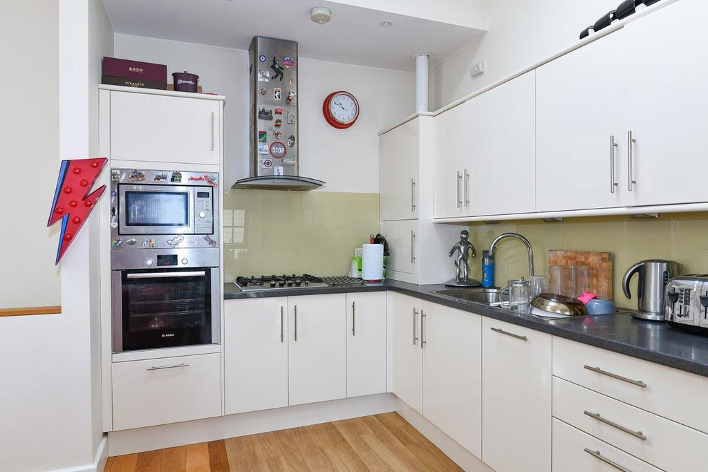 2 Bedrooms Flat for sale in Nettlefold Place, West Norwood