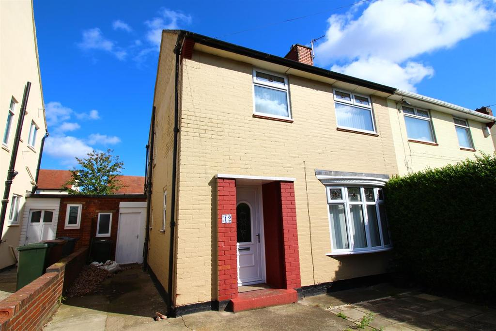 3 Bedrooms House for sale in Simonburn Avenue, North Shields