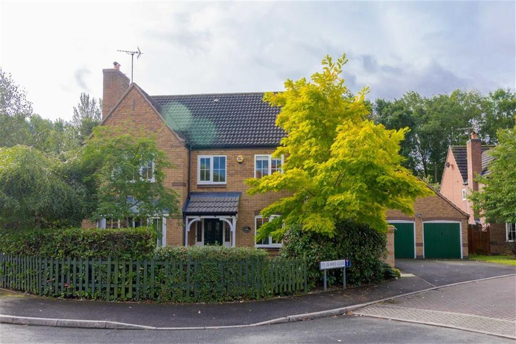 4 Bedrooms Detached House for sale in St Olaves Close, Loughborough, LE11