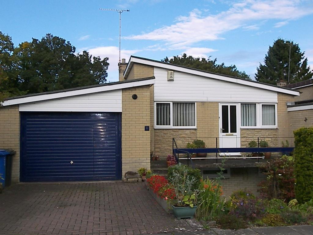 3 Bedrooms Link Detached House for sale in Hillside, Morpeth