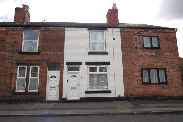 2 Bedrooms Terraced House for sale in Forester Street, Netherfield, Nottingham, NG4