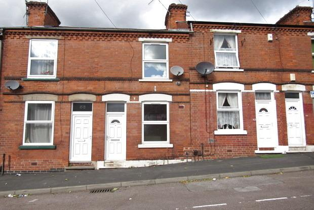2 Bedrooms Terraced House for sale in Brixton Road, Radford, Nottingham, NG7