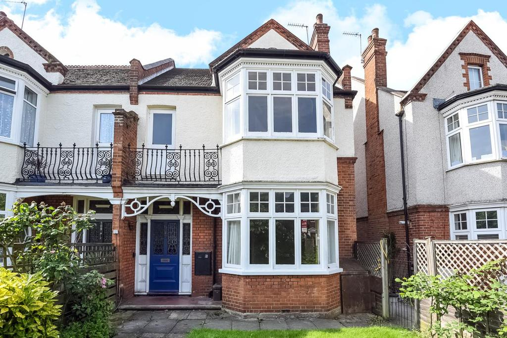 3 Bedrooms Terraced House for sale in Cottenham Park Road, West Wimbledon