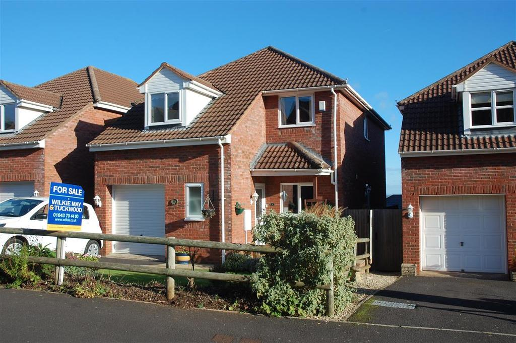 4 Bedrooms Detached House for sale in Alcombe, MINEHEAD TA24