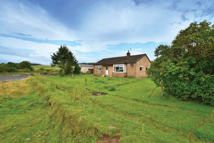 3 Bedrooms Detached Bungalow for sale in Glenview Gartness Road, Balfron Station, G63 0NH