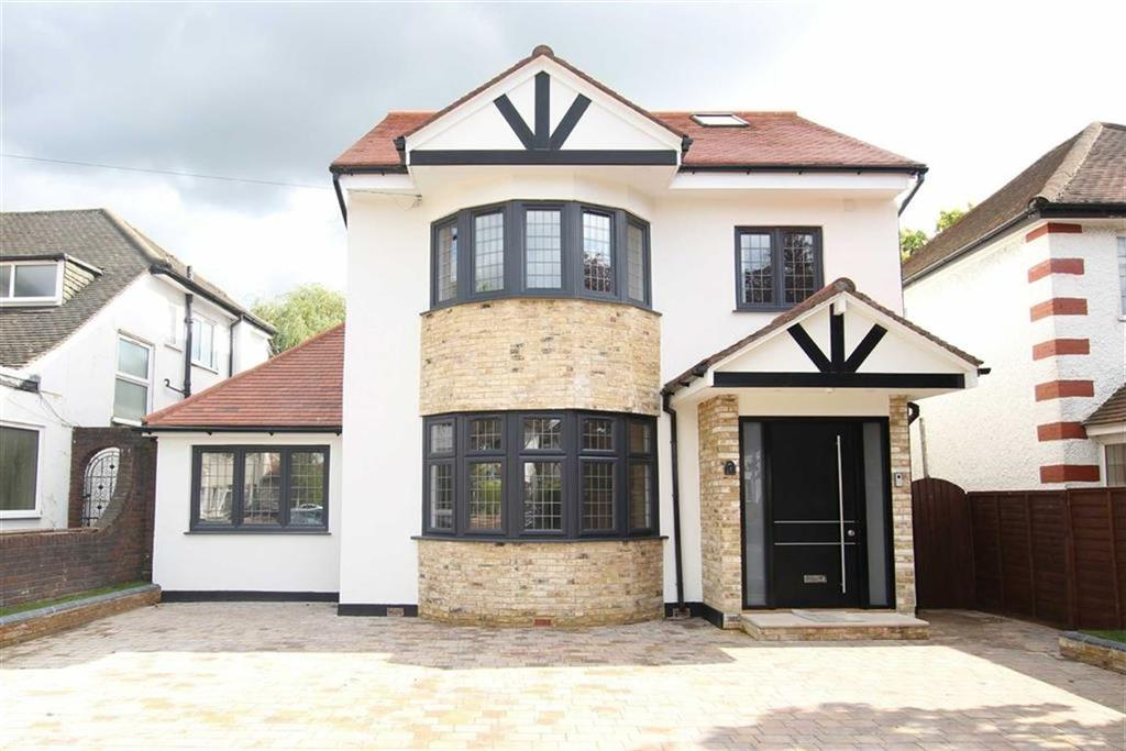 5 Bedrooms Detached House for sale in Selvage Lane, Mill Hill, London