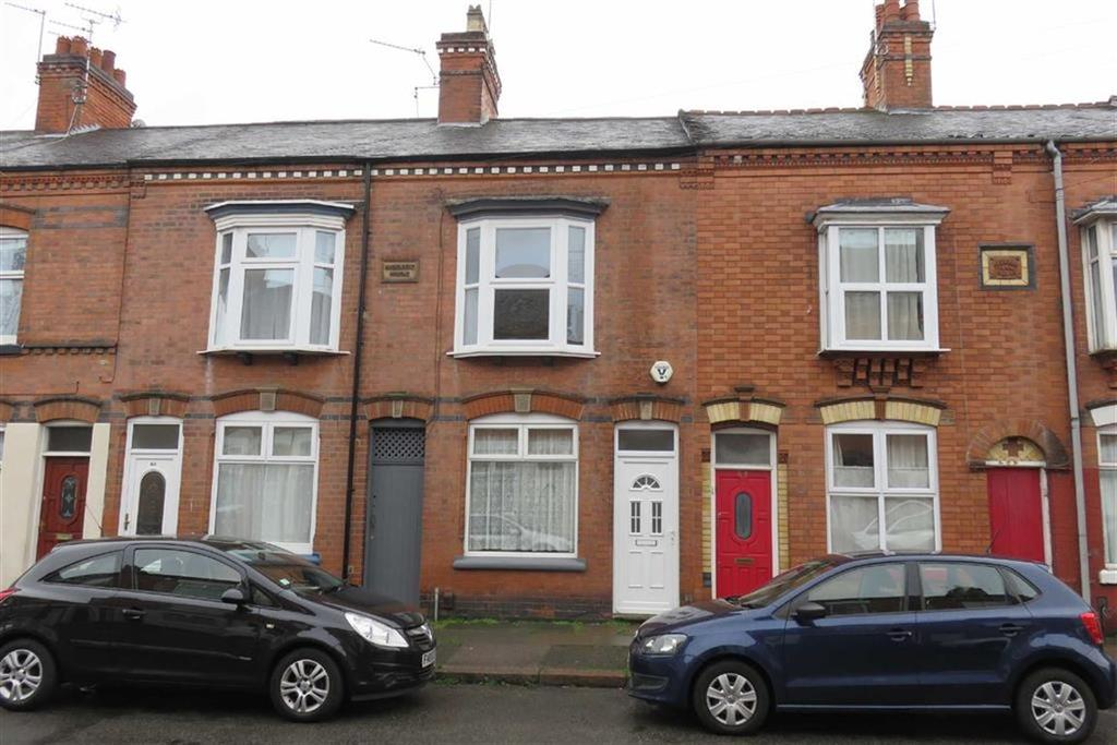 3 Bedrooms Terraced House for sale in Paget Road, Leicester