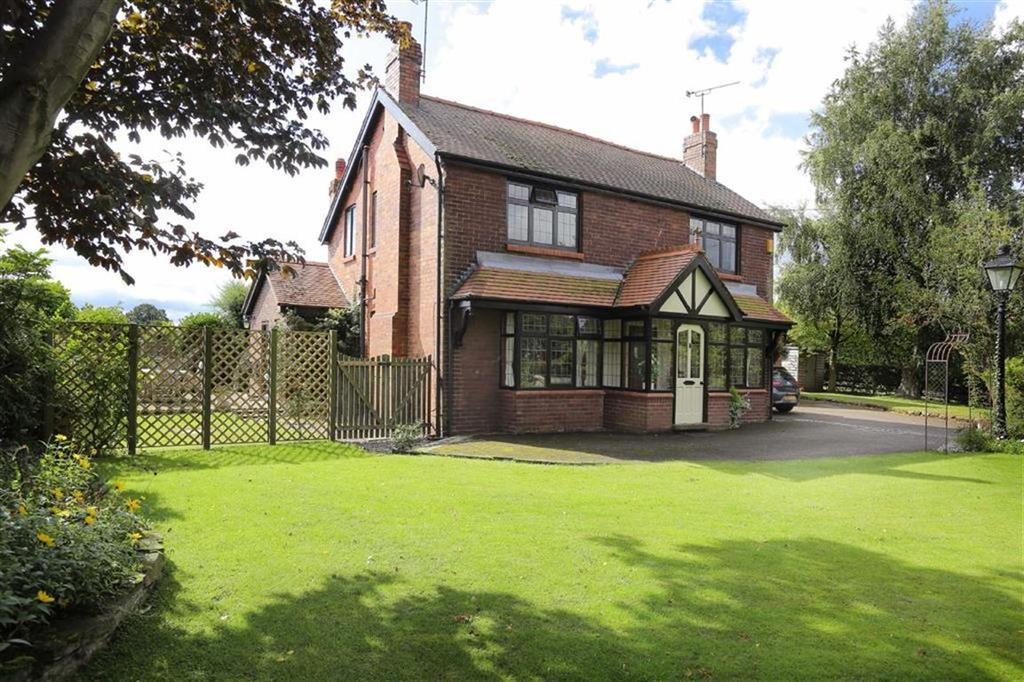 4 Bedrooms Detached House for sale in Main Road, Wybunbury, Cheshire
