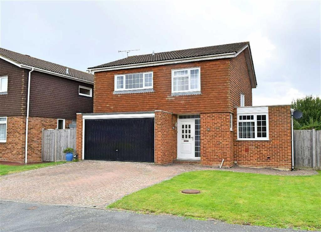 4 Bedrooms Detached House for sale in Chesterfield Drive, Riverhead, TN13