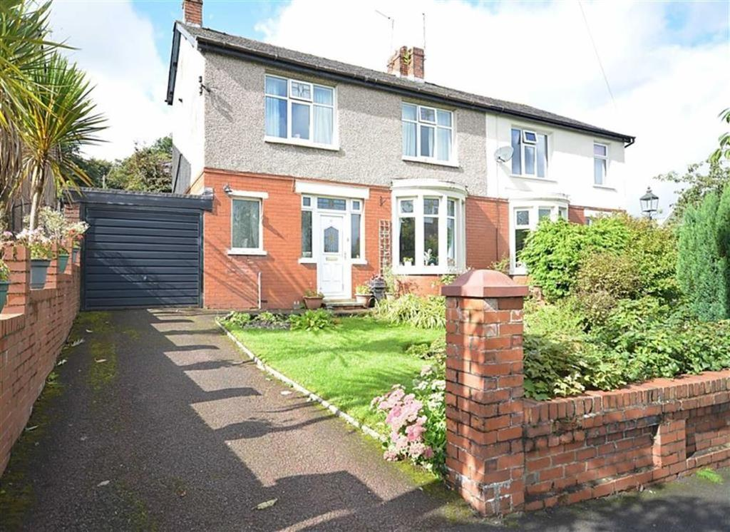3 Bedrooms Semi Detached House for sale in Oakwood Road, Accrington, Lancashire, BB5