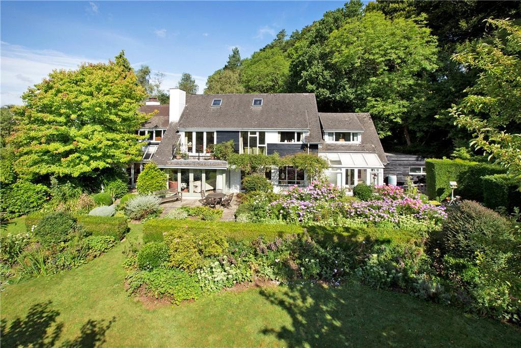 4 Bedrooms Detached House for sale in Huxhams Cross, Dartington, Totnes, TQ9