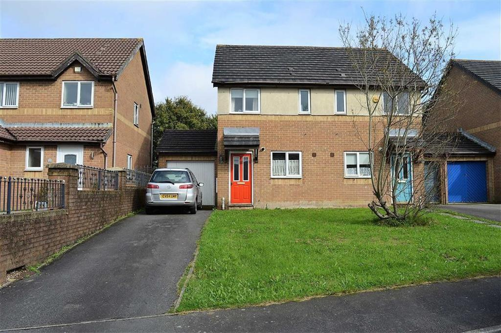 2 Bedrooms Semi Detached House for sale in Broadhaven Close, Swansea, SA5