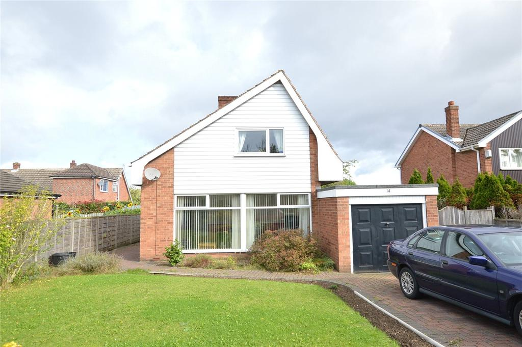 5 Bedrooms Detached House for sale in Cotswold Drive, Garforth, Leeds, West Yorkshire