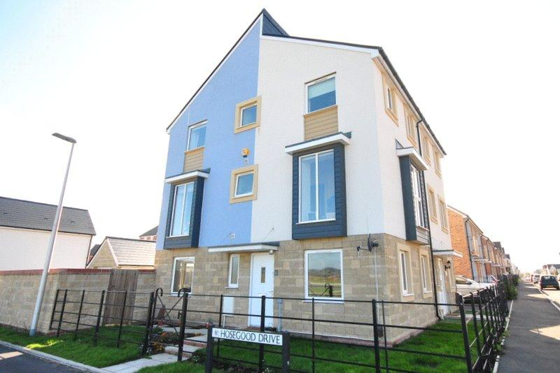 4 Bedrooms House for sale in Hosegood Drive, Haywood Village, Weston-super-Mare, North Somerset, BS24
