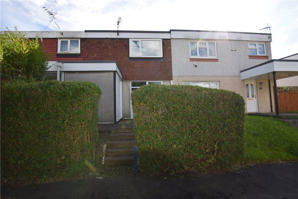 2 Bedrooms Terraced House for sale in Stonecliffe Gardens, Leeds, West Yorkshire