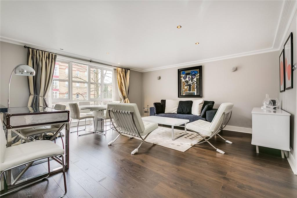 2 Bedrooms Flat for sale in Oriel Drive, Harrods Village, Barnes, London