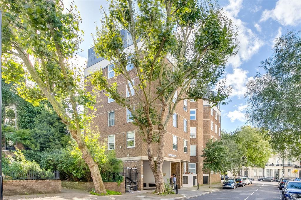 1 Bedroom Flat for sale in Manor House Court, 11 Warrington Gardens, London