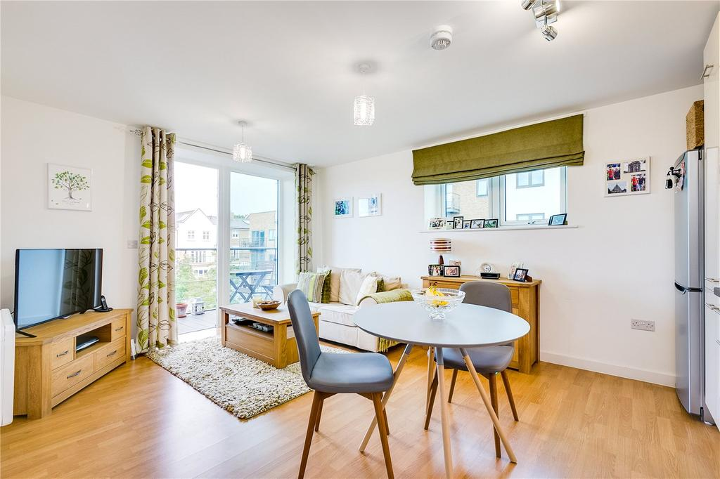 1 Bedroom Flat for sale in Sheen House, 87 Roehampton Lane, London