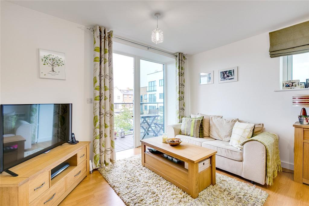 1 Bedroom Flat for sale in Sheen House, 87 Roehampton Lane, London