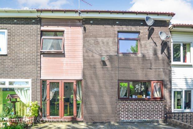 3 Bedrooms Terraced House for sale in LINACRE COURT, PETERLEE, PETERLEE