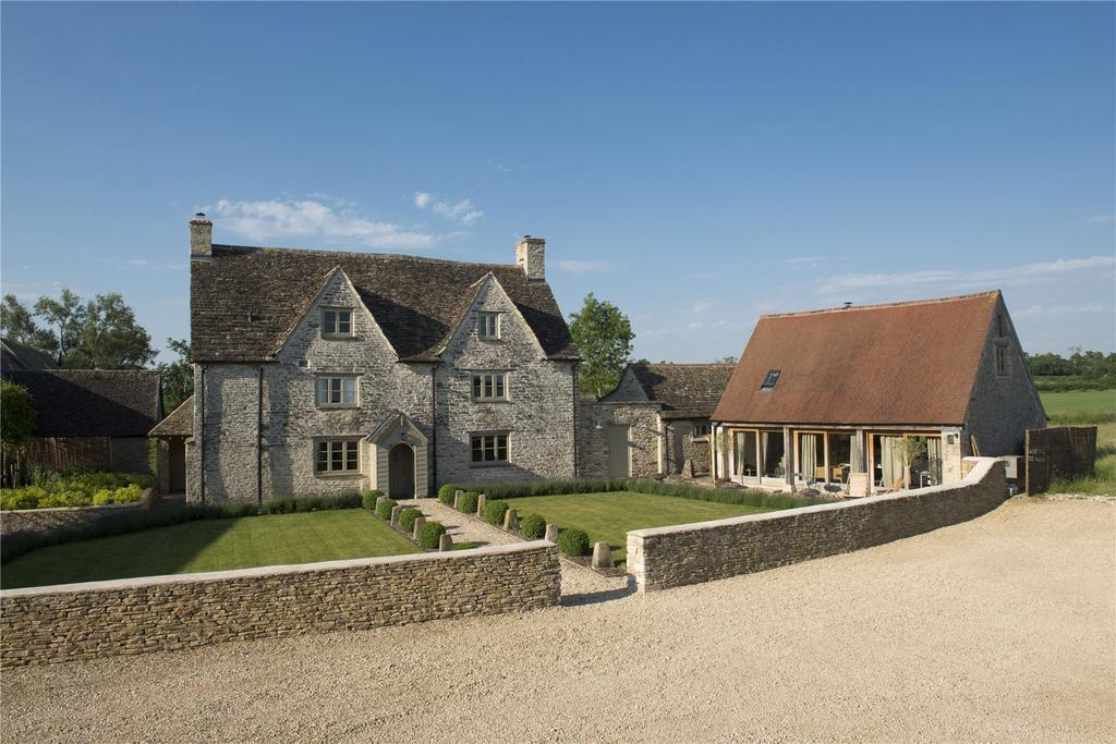 4 Bedrooms Detached House for sale in Ewen, Cirencester, Gloucestershire