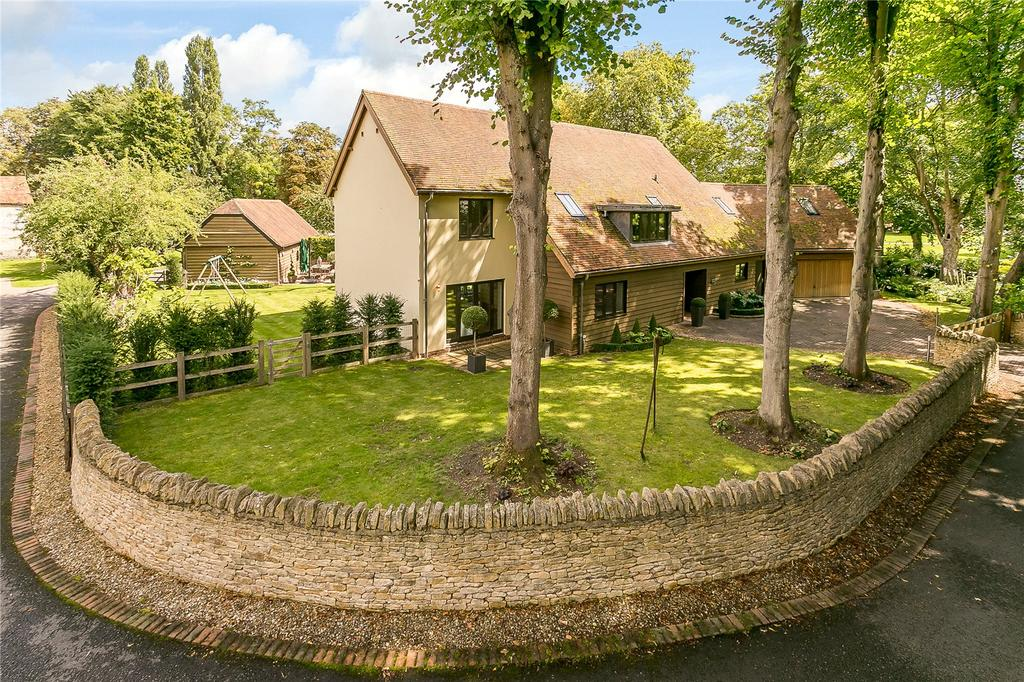 6 Bedrooms Detached House for sale in Church Street, Sutton Courtenay, Abingdon, Oxfordshire