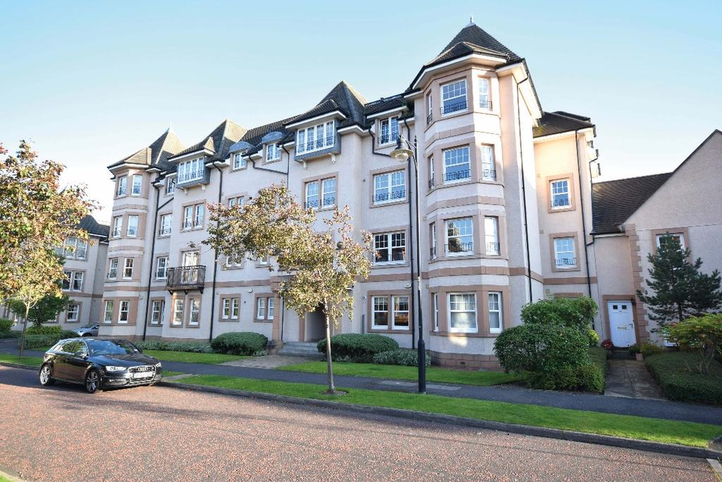 2 Bedrooms Apartment Flat for sale in Littlejohn Road, Flat 5, Greenbank, Edinburgh, EH10 5GJ