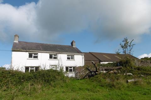 2 bedroom property with land for sale - Trapp, Llandeilo, Carmarthenshire.