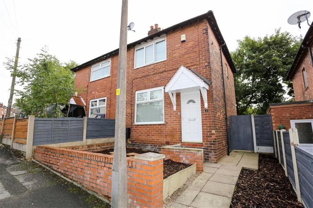 2 Bedrooms Semi Detached House for sale in Stream Terrace, Offerton, Stockport