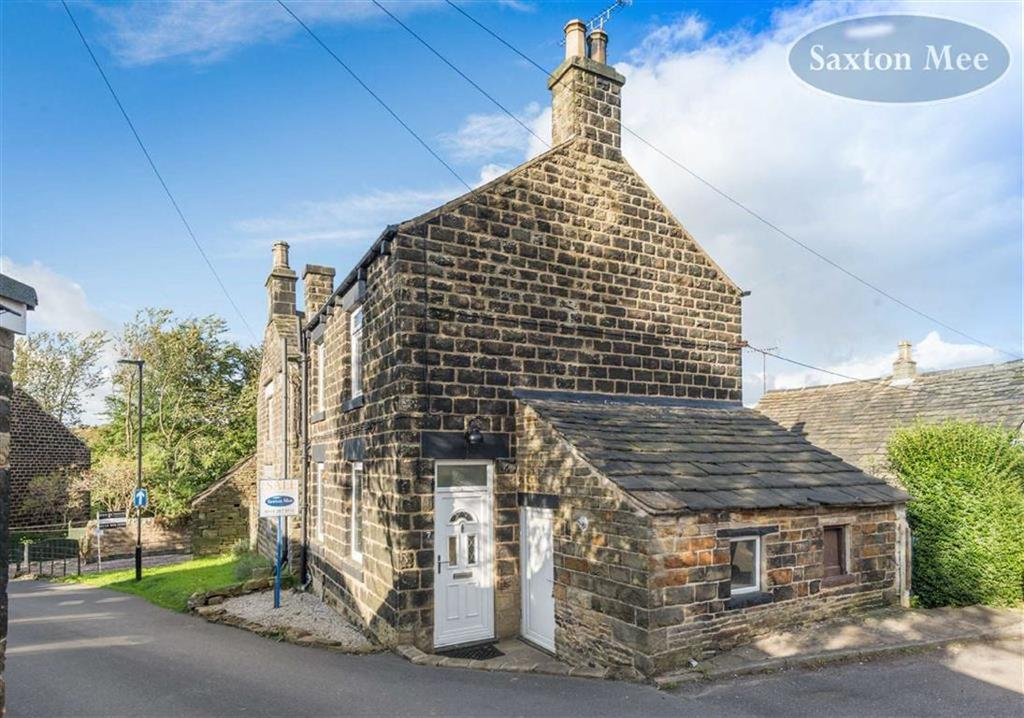 2 Bedrooms Semi Detached House for sale in Broomfield Road, Stocksbridge, Sheffield, S36