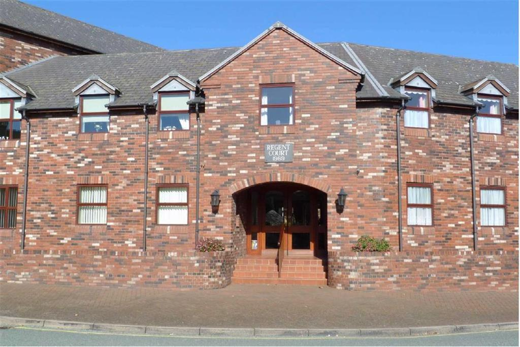 2 Bedrooms Apartment Flat for sale in Regent Court, Roft Street, Oswestry, SY11