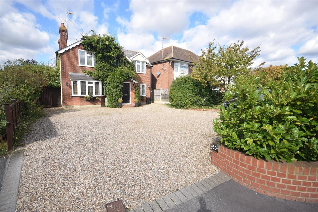 5 Bedrooms Detached House for sale in Plantation Road, Boreham, Chelmsford