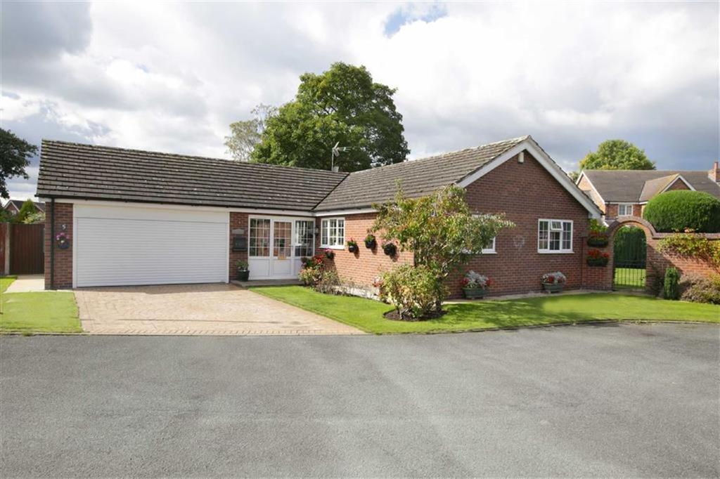 3 Bedrooms Detached Bungalow for sale in Oak Tree Gate, Audlem, Cheshire