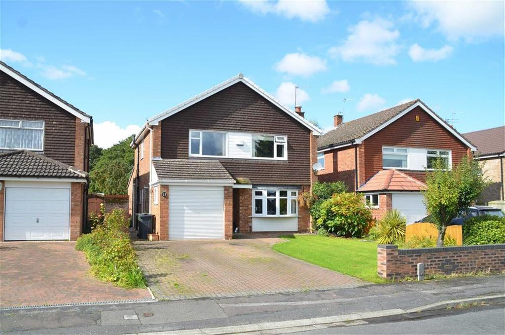 4 Bedrooms Detached House for sale in Collingham Green, Little Sutton, CH66