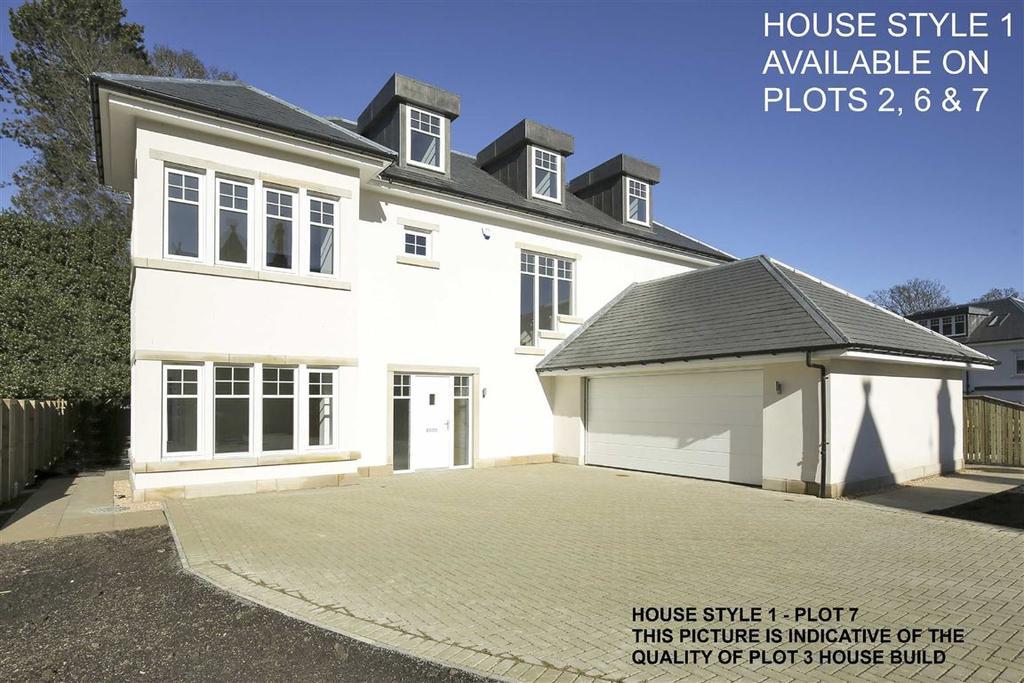 6 Bedrooms Detached House for sale in Hepburn Gardens, St Andrews