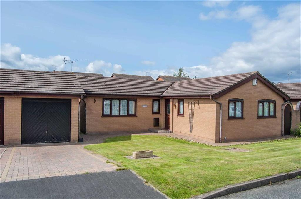 3 Bedrooms Detached Bungalow for sale in Mount Tabor Close, Penymynydd, Chester, Flintshire