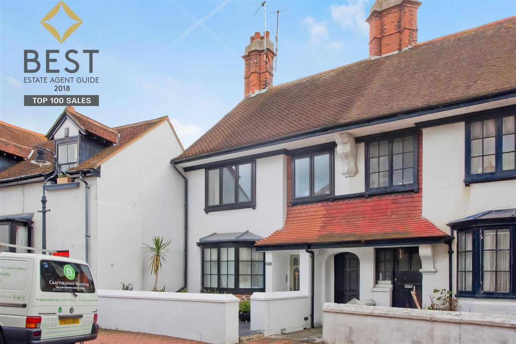 3 Bedrooms House for sale in High Street, Portslade Old Village, Brighton