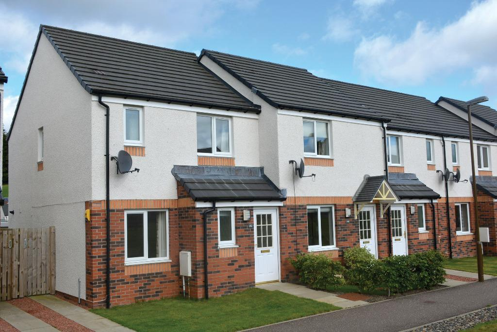 3 Bedrooms End Of Terrace House for sale in Station Wynd, Doune, Stirling, FK16 6DT