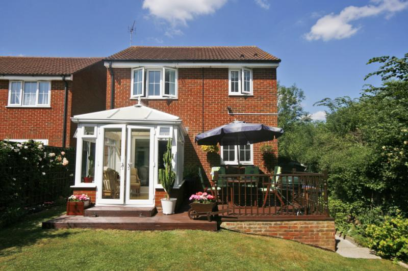 3 Bedrooms Detached House for sale in Digswell Rise, Welwyn Garden City, Hertfordshire