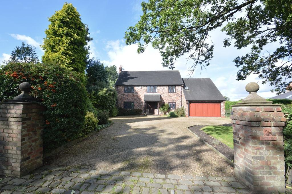 5 Bedrooms Detached House for sale in Townfield Lane, Allostock, Knutsford