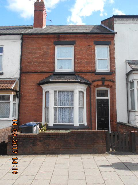 4 Bedrooms Terraced House for sale in Charles Road, Small Heath, Birmingham B10